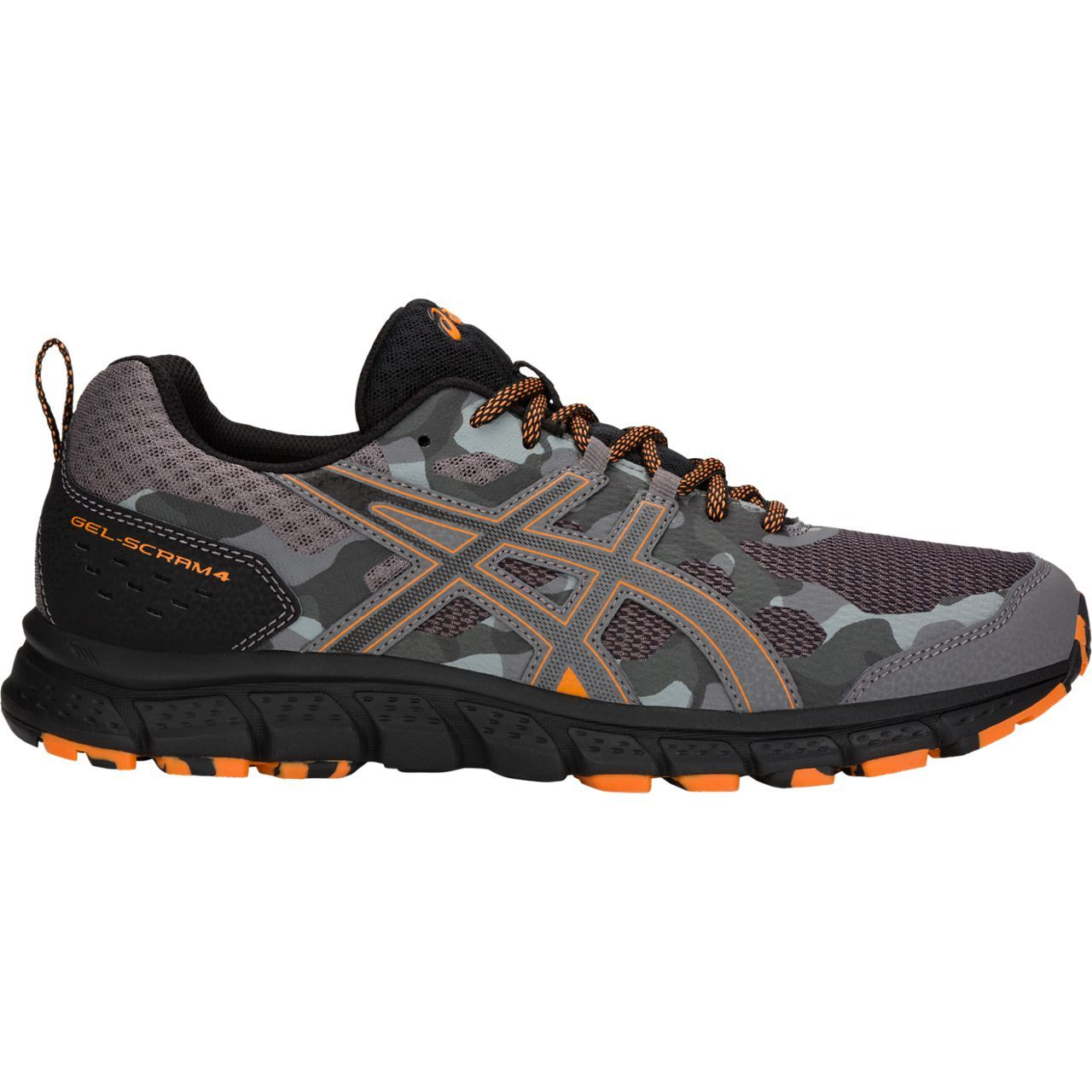 ASICS Men's GEL-Scram  4 Running Shoe (4E)