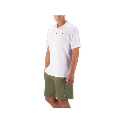 K-swiss Men's B2 Polo Shirt
