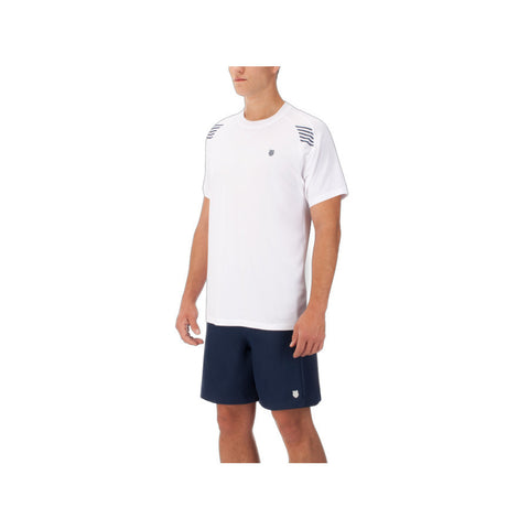K-swiss Men's BB Crew Shirt