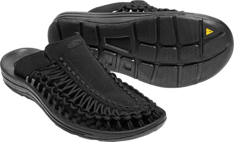 Keen Men's UNEEK Slide - Black/Black