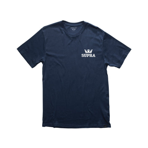 Supra Men's Crown T-Shirt Navy