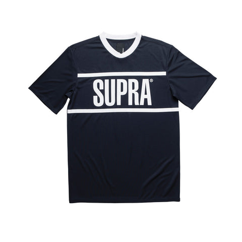 Supra Men's Football Jersey Mesh Navy