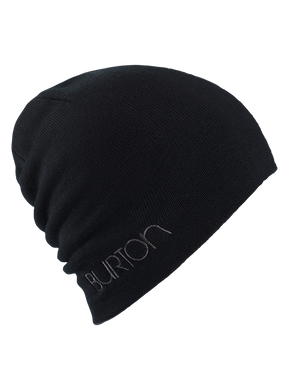 Burton Women's Belle Beanie - Reversible True Black/Faded