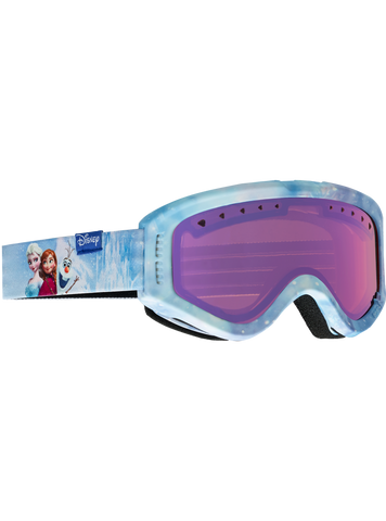 Anon Kid's Disney Frozen Tracker Goggles Frozen/Blue Amber