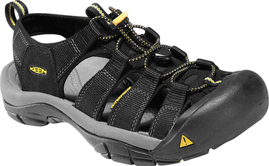 Keen Men's Newport H2 Sandal - Black