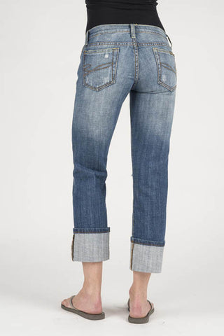 Stetson Ladies 816 Fit Cropped Length Jean Jeans