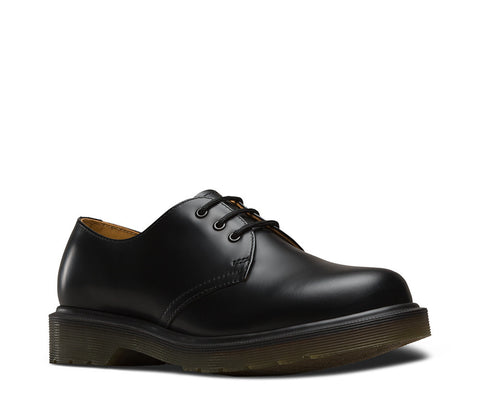 Dr. Martens Women's 1461 Pw Smooth 3 Eye Gibson