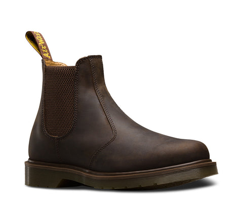 Dr. Martens Men's 2976 Crazy Horse Chelsea Boot
