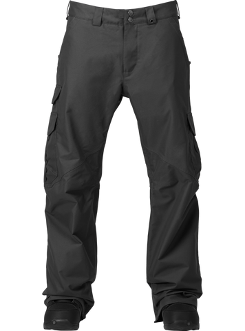 Burton Men's Cargo Pant - Regular Fit Faded