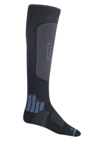 Burton Men's [ak] Endurance Sock True Black