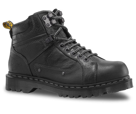 Dr. Martens Men's Diego Lace up Boot,Black,6 F(M) UK / 7 D(M) US Black