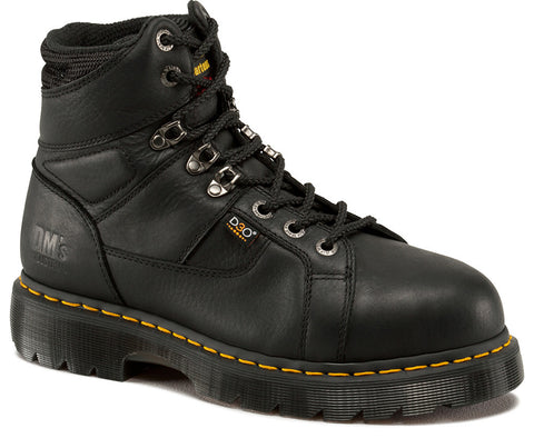 Dr. Martens Men's Ironbridge Steel Toe Internal Met Guard