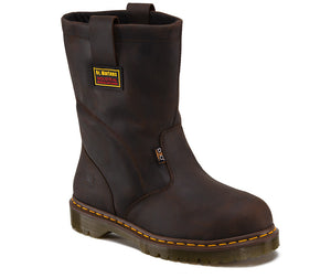 Dr. Martens Men's Icon 2295 Steel Toe Met Guard