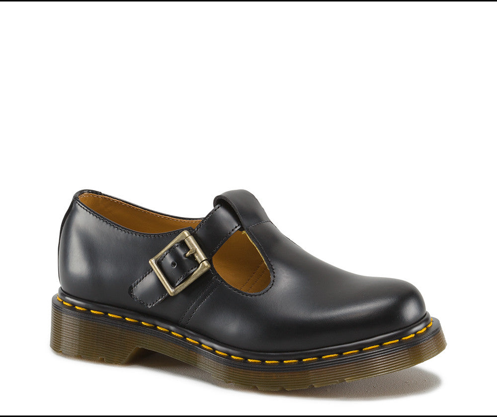 Dr Martens Polley Smooth Womens Shoes 2bvABb