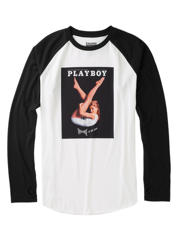 Burton Men's Playboy Roadie Tech Tee Playboy 1964
