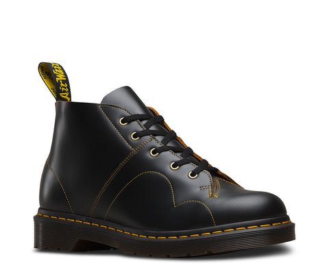 Dr. Martens Men's Church Vintage Smooth Monkey Boot