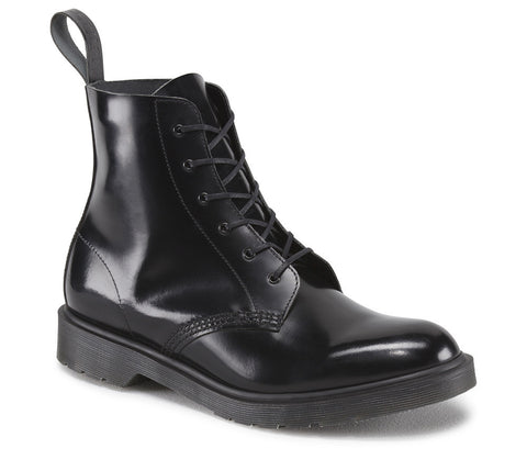 Dr. Martens Men's Arthur BOANIL BRUSH 6 Eye Boot