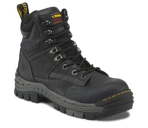 Dr. Martens Men's Isambard Safety Toe Waterproof