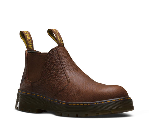 Dr. Martens Men's Rivet Steel Toe