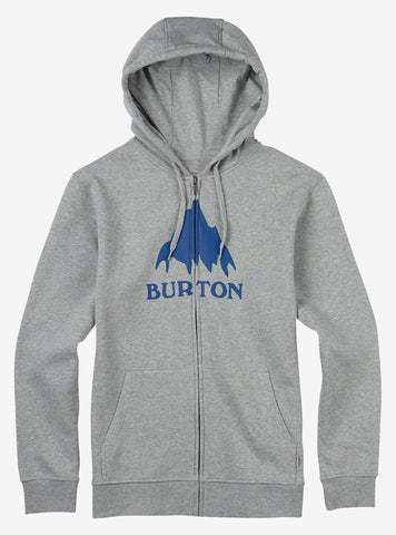Burton Men's Classic Mountain Full-Zip Hoodie