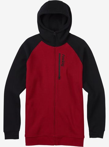 Burton Men's Analog Forte Bonded Thermal Hoodie
