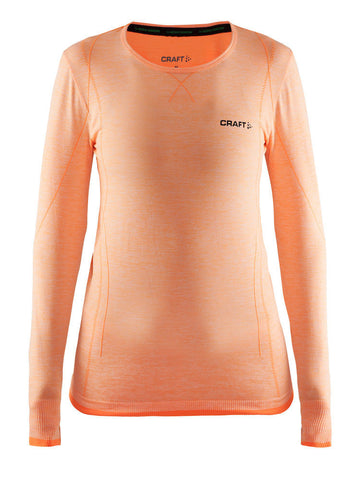 Craft Women's Active Comfort Round Neck Long Sleeve