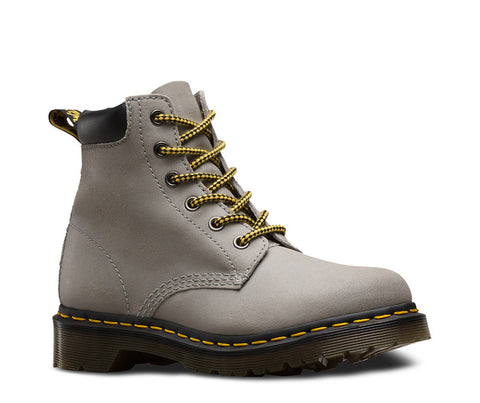 Dr. Martens Women's 939 6 Eye Hiker  -  Woven Loop Concrete
