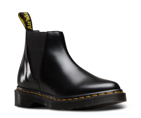 Dr. Martens Women's Bianca Smooth Low Shaft Chelsea
