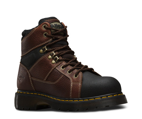 Dr. Martens Unisex Ironbridge Steel Toe Tec-Tuff