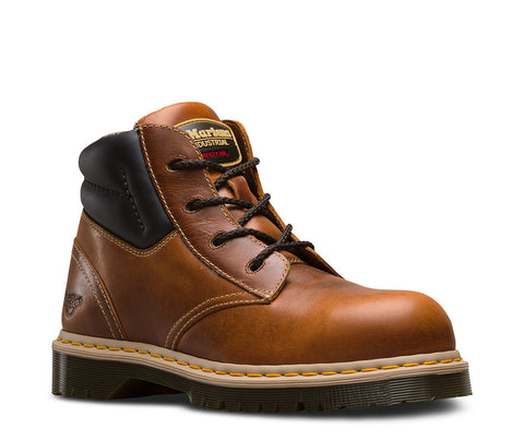 Dr. Martens Men's Icon 7B09 Steel Toe