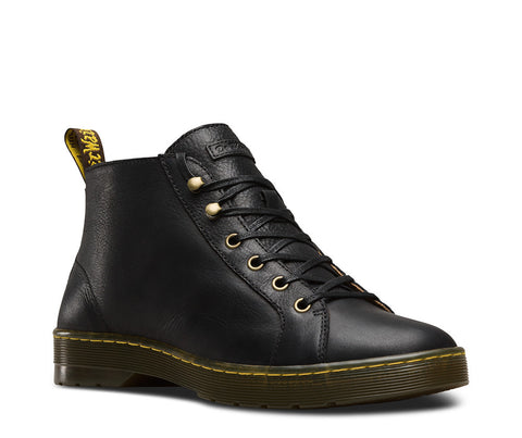 Dr. Martens Men's Coburg Wyoming 6 Eye Leather Ltt Boot
