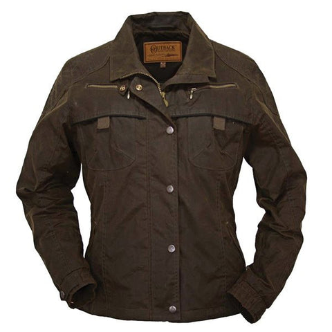 Outback Trading Co. Women's Shiela's Delight Jacket, Bronze