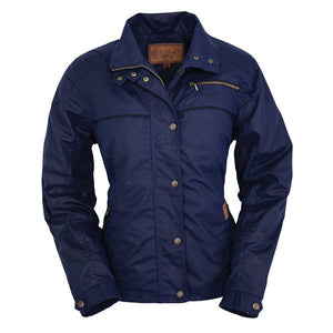 Outback Trading Co. Women's Shiela's Delight Jacket, Navy