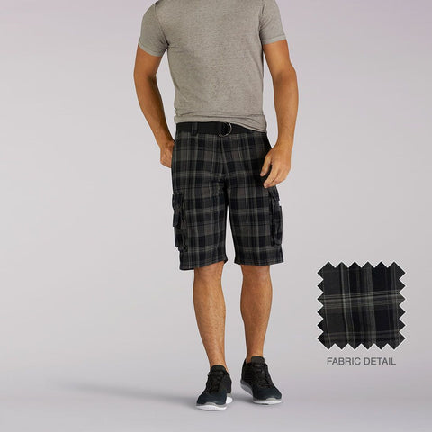 Black Clifton Plaid