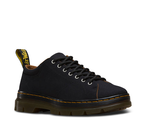 Dr. Martens Men's Royce Low Shoe Black