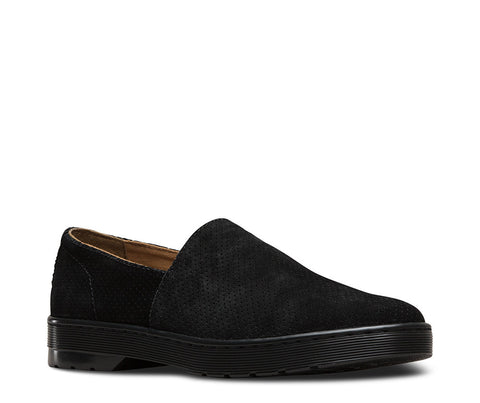 Dr. Martens Men's Plano Slip On Shoe Black