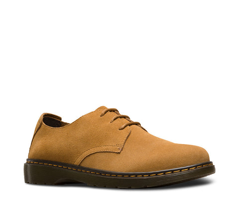 Dr. Martens Men's Elsfield 3 Eye Shoe Chestnut