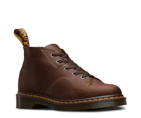 Dr. Martens Men's Church Monkey Boot Tan