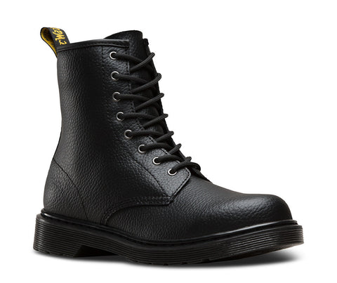Dr. Martens Youth Delaney Pebble Lace Boot
