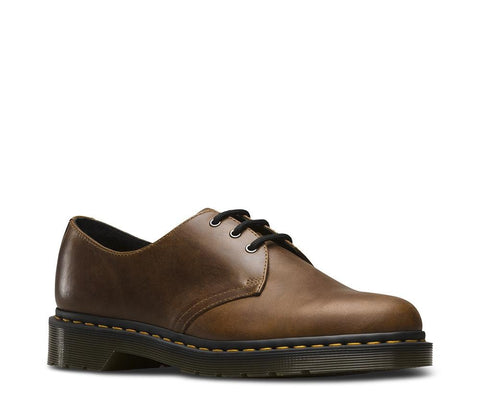 Dr. Martens Men's 1461 Orleans 3 Eye Shoe