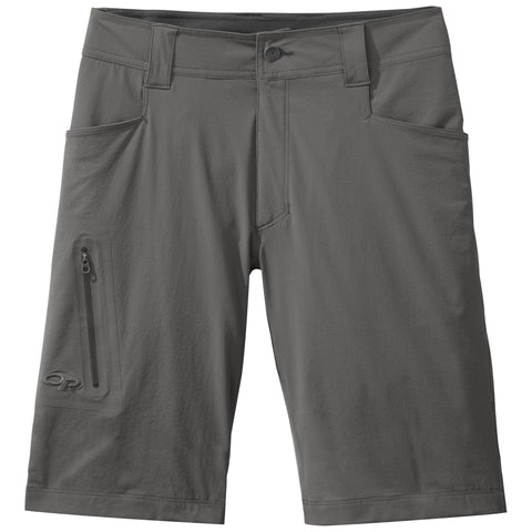 "Outdoor Research Men's Ferrosi 12"" Shorts, Pewter"