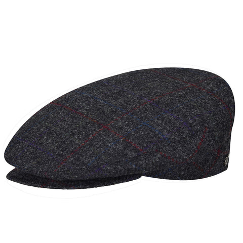 Bailey Lord Windowpane Plaid Ivy Cap