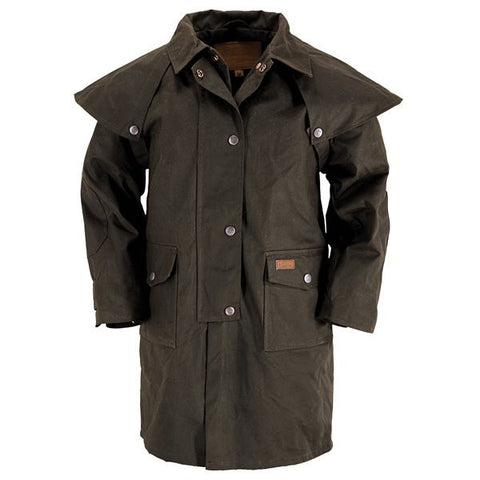 Outback Trading Co. Kid's Duster, Brown