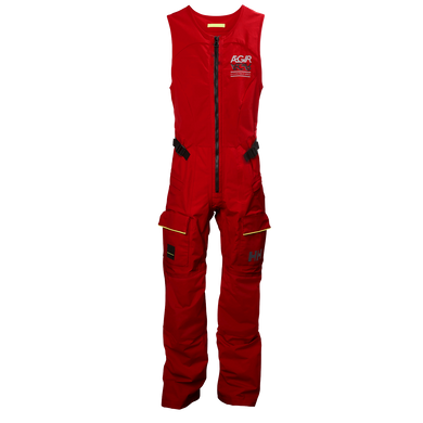 Helly Hansen Women's Aegir Race Salopette Alert Red