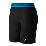 Mizuno Women's Lowrise Compression Sliding Short