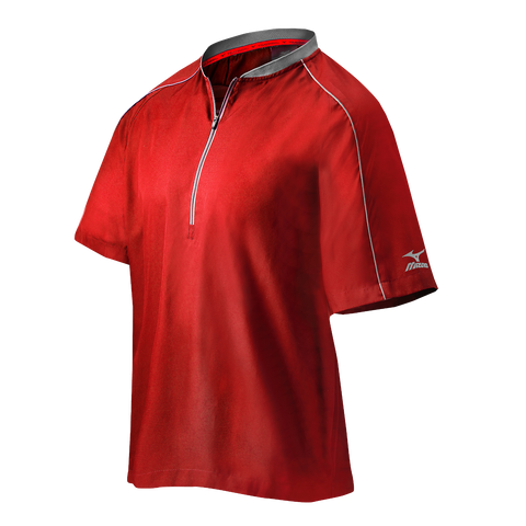 Mizuno Youth Comp Shortsleeve Batting Shirt