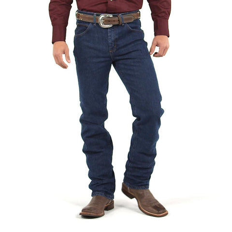 Wrangler Premium Performance Advanced Comfort Cowboy Cut® Slim Fit Jean - MS Wash