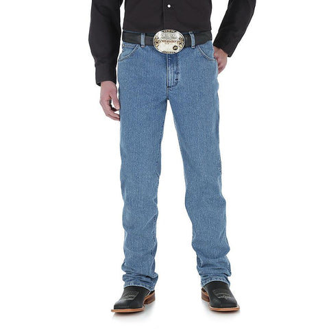 Wrangler Premium Performance Advanced Comfort Cowboy Cut® Slim Fit Jean - SB Wash