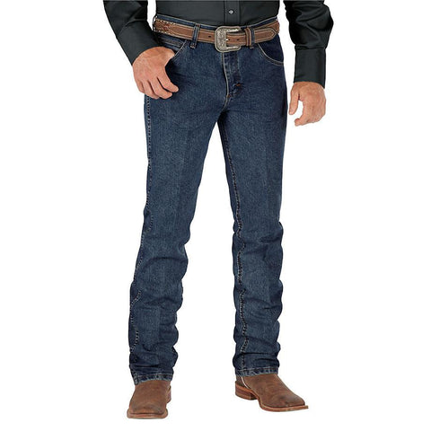 Wrangler Premium Performance Cool Vantage™ Cowboy Cut® Slim Fit Jean - DS Wash
