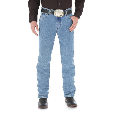 Wrangler Premium Performance Cool Vantage™ Cowboy Cut® Slim Fit Jean - LS Wash